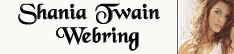 Shania Twain Webring