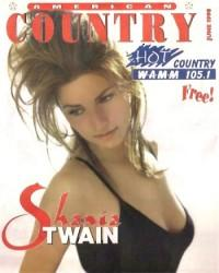 American Country - June/98 cover