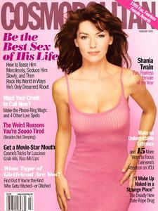 Cosmopolitan - Feb/99 cover
