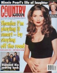 Country Weekly - March 26/96