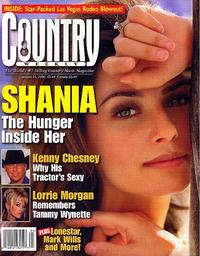Country Weekly cover - Jan 25/00