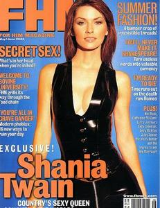 FHM, Oct/99 cover