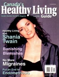 Canada's Healthy Living Guide cover
