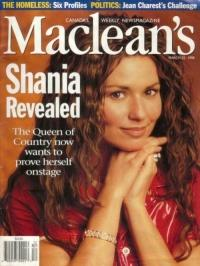 Macleans cover 3/98