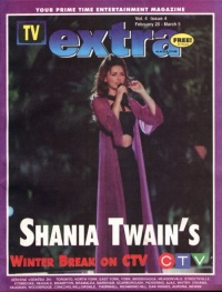 TV Extra cover